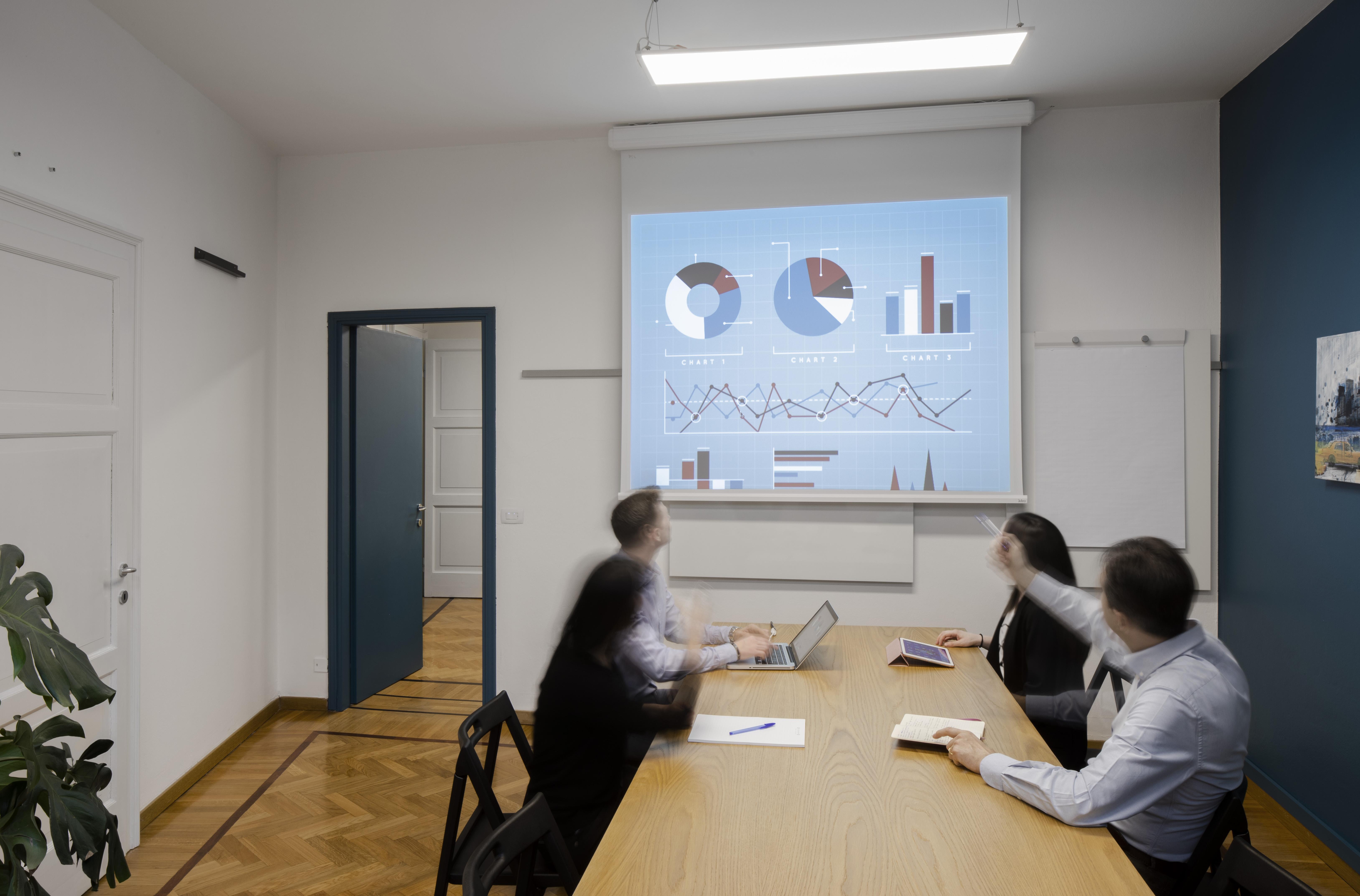Sala riunioni Milano Centro