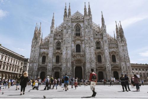 Il nostro coworking, cinque minuti a piedi dal Duomo